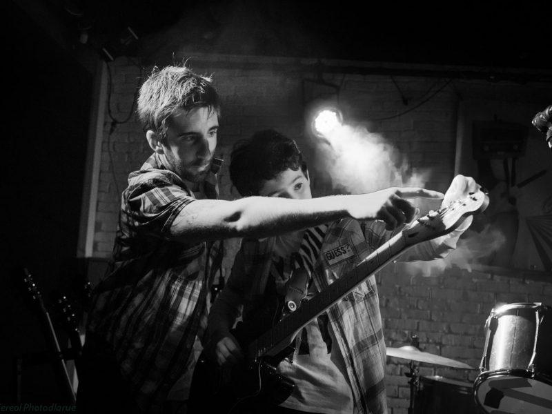 Cours de Guitare Enfant Lyon