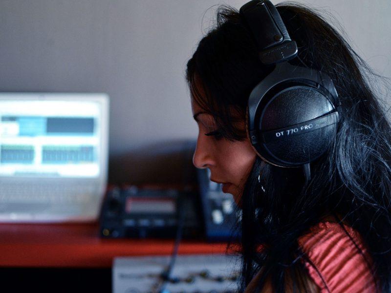 Ecole studio d'enregistrement Lyon