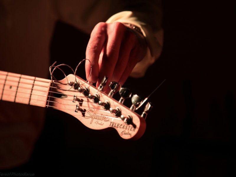 Leçon de Guitare Lyon